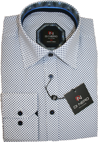 Di Nero Diamond LS Shirt