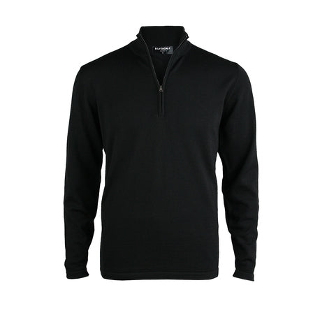 Silverdale 1/4 zip 4762 Black