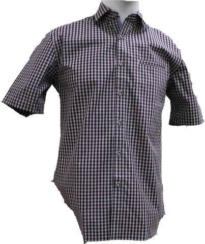Berlin SS Shirt Wine Check