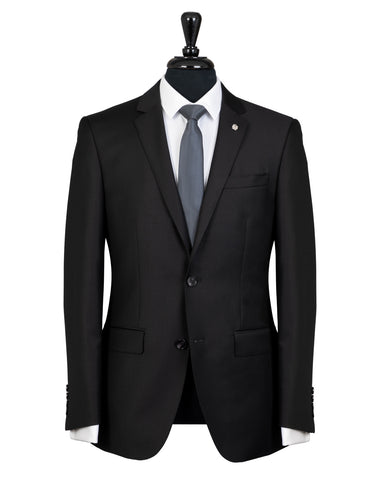 Savile Row Black Adam Jacket