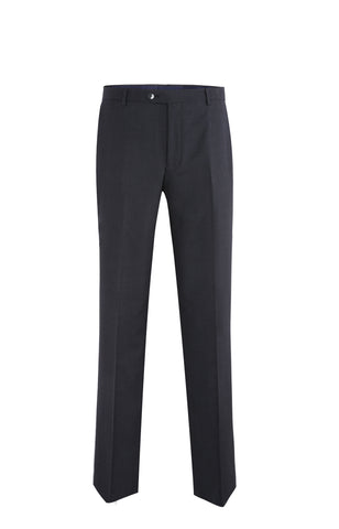 Savile Row Charcoal Noah Trousers (with Jacket)