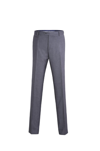 Bruton Light Grey Jesse Trousers