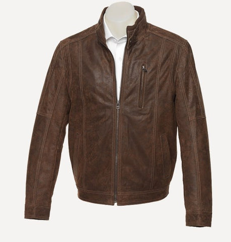 Boston Leather Jacket