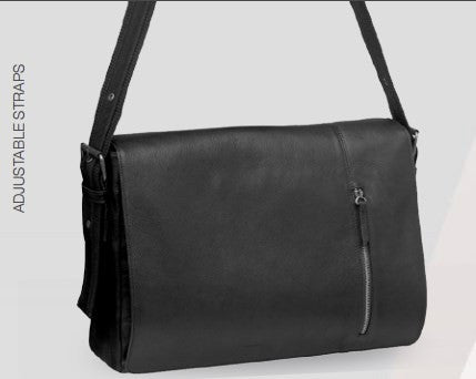 Pierre Cardin Laptop Messenger Bag