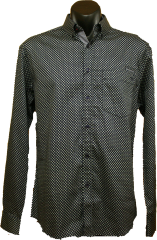 RF Scott LS Casual Shirt SS23369 Nightshade