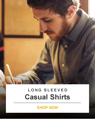 Long Sleeved Casual Shirts
