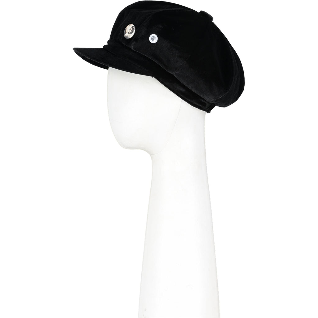 Winona Baker Boy Hat - Black