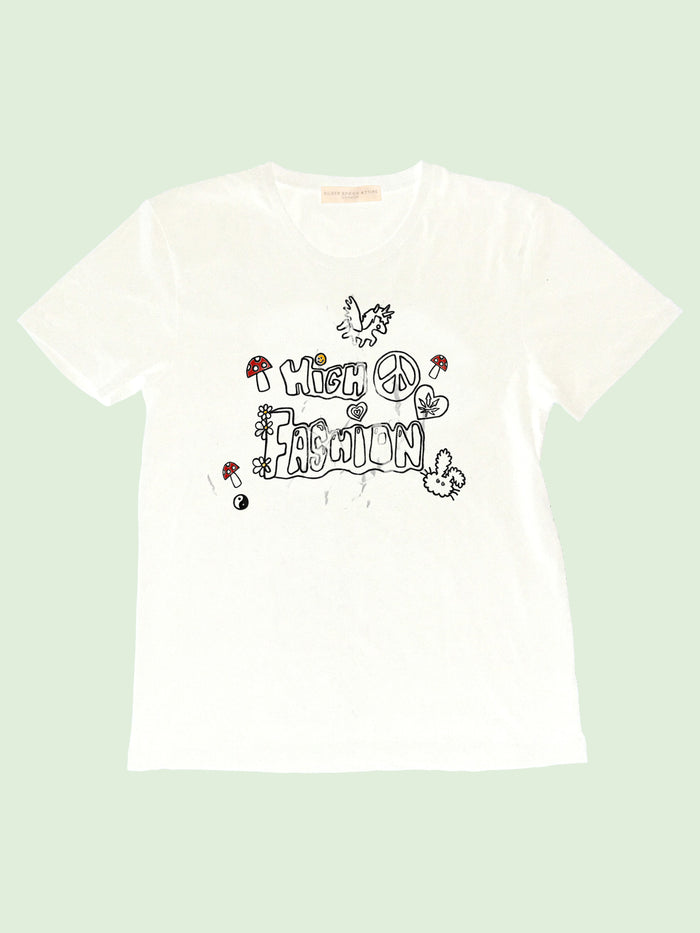 High Fashion T-Shirt (White)