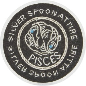 Star Sign Badge - Pisces
