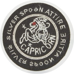 Star Sign Badge - Capricorn