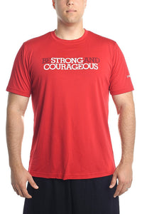 Be Strong & Courageous- Men's