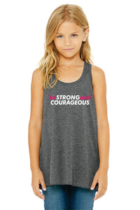 Youth Be Strong & Courageous Tank