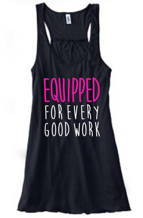 Equipped - Women's Tank - Black
