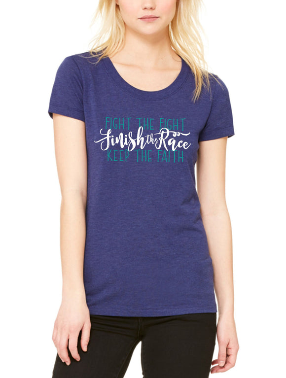 Fight The Fight - Women's Tee