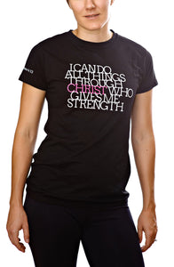 I Can Do All Things - Women's Tee