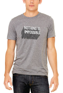 Nothing is Impossible - Men's Tee