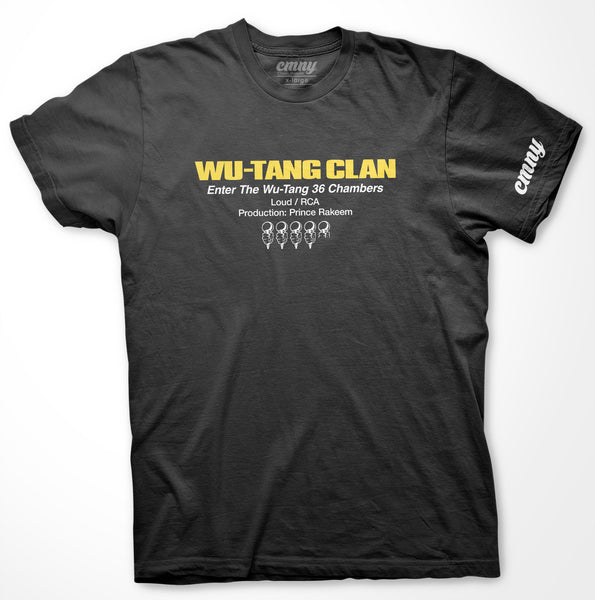 WuTang (The Source)  Tee
