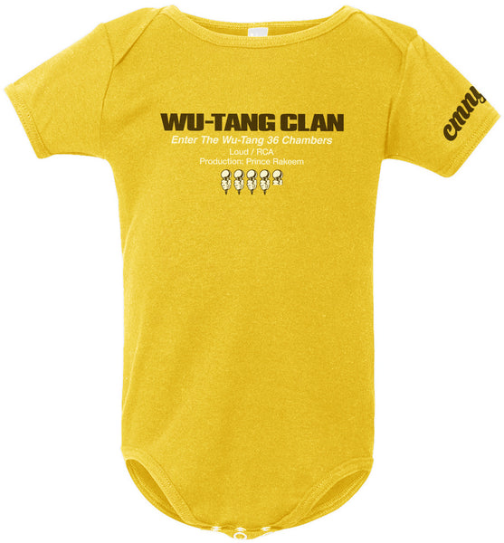 Wutang (The Source) Onesies
