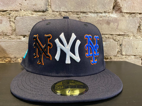 NY to the Heart Fitted