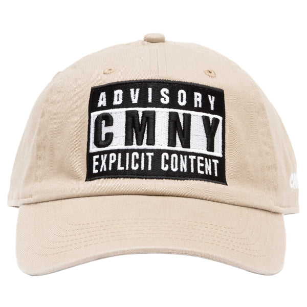 CMNY Advisory Dad Hats