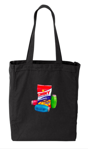 Sunflower Seeds & Quarter Water Tote
