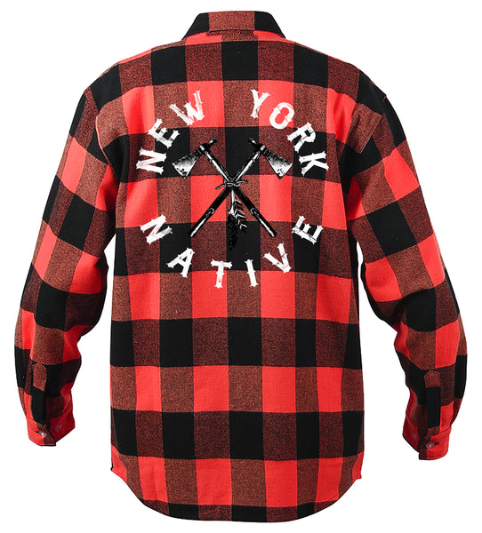 New York Native Flannel