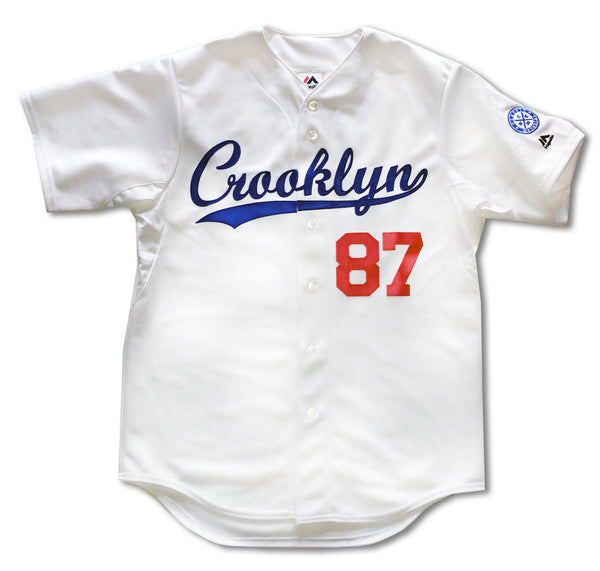 Crooklyn 87 ( Button Down Jerseys) - Classic Material NY
