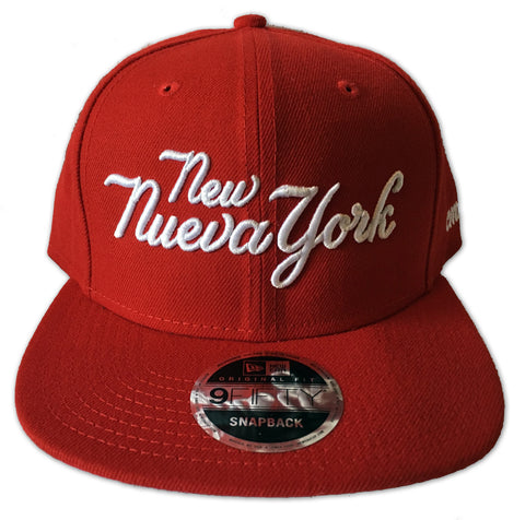 New Nueva York Script (Yankees)