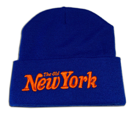 The Old New York (CMNY/DOO WOP Collab) Beanies