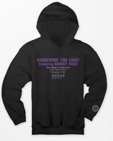 Raekwon the Chef ( the Source) Hoodies