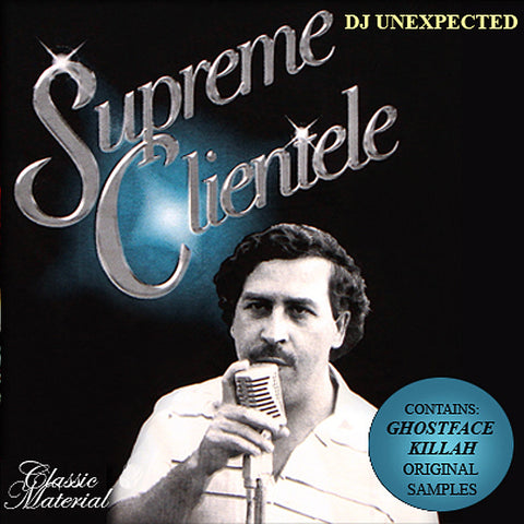 Supreme Clientele-DJ Unexpected - Classic Material NY
