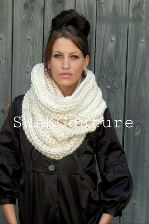 swakcouture oversized crochet scarf hooded scarf handmade scarf noni scarf