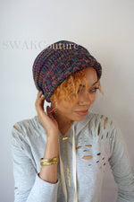 CARMEN Satin Lined Beanie - Confetti (or 17 Color options)