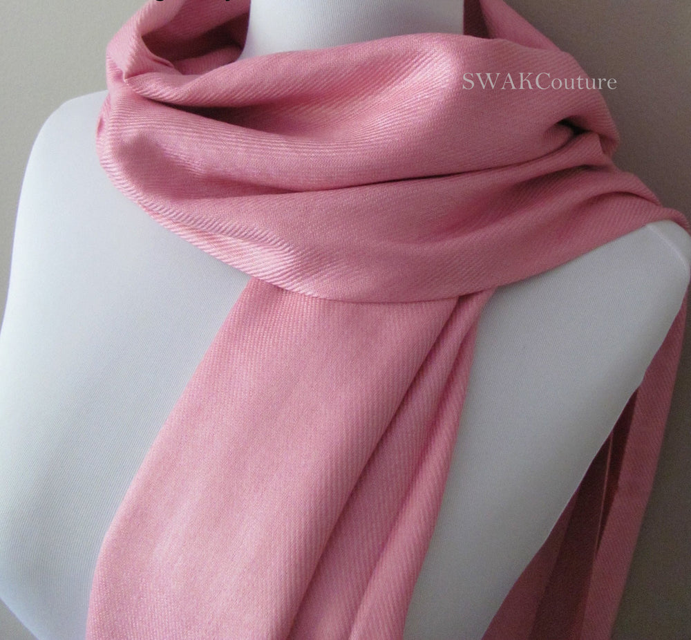 Wedding Pashmina, Bridal Accessories, Pashmina Set, Scarf Gift Set, Bridesmaid Gift Idea, Bridal Shawl, Wedding Accessories