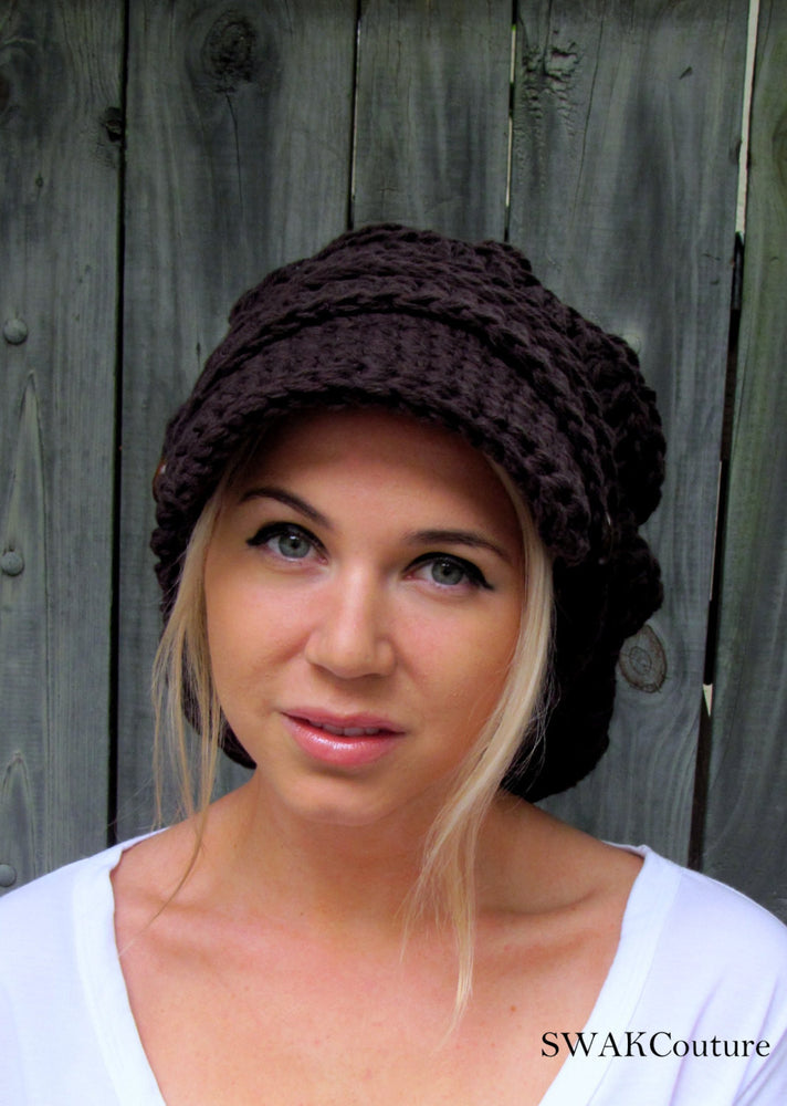 cotton slouchy hat handmade crochet cap custom hats rasta hats bohemian beanie hat knit hats leather hat