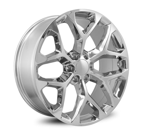 24X10 REPLICA STYLE #3<br>PROLINE WHEELS