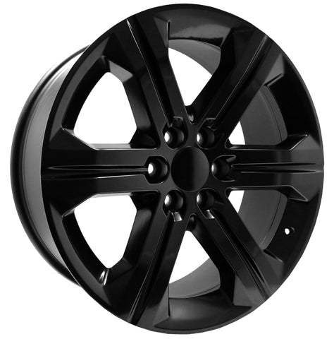 22X9 REPLICA STYLE #8<br>PROLINE WHEELS