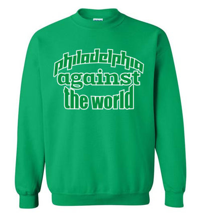 Philadelphia Football Against The World Sweatshirt - Generation T
