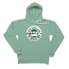Retro New England Whalers Tri Blend Unisex Pullover Hoodie - Generation T