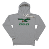 Retro Philadelphia Eagles Inspired Unisex Tri Blend Hoodie - Generation T