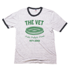 Retro The Vet Premium Tri Blend Unisex Ringer Tee - Generation T