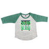 Buddy's Bounty Hunters Photo Inspired Infant Triblend Raglan