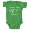 Philly Special You Want Filly Filly Back Infant Bodysuit