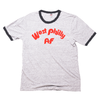 Retro West Philly AF Unisex Tri Blend Premium Ringer Tee
