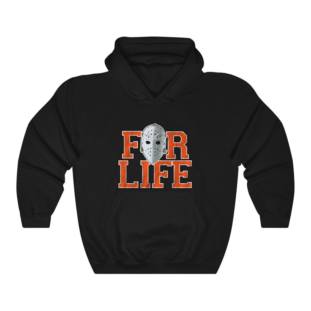 Philly Hockey For Life Unisex Hooded Sweatshirt