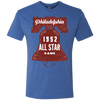 1952 Philly Baseball Allstar Game Next Level Men's Tri-Blend Tee - Generation T