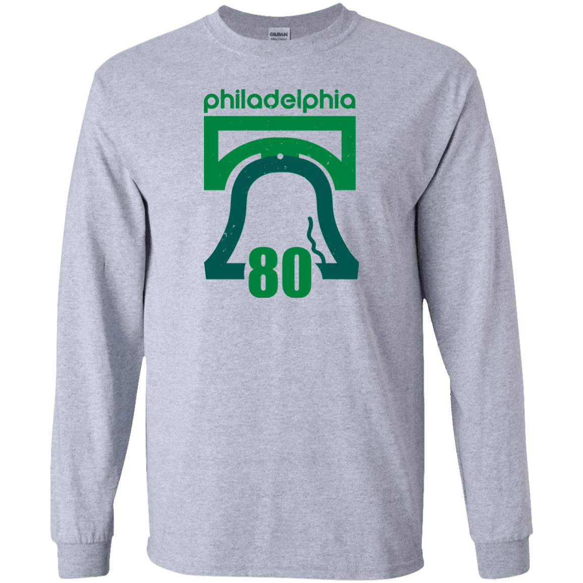 1980 Birds Inspired Retro Long Sleeve Ultra Cotton T-Shirt - Generation T
