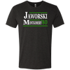 1980 Jaworski Montgomery Party Men's Triblend T-Shirt - Generation T