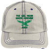 1980 Philadelphia Eagles Inspired Distressed Unstructured Trucker Cap - Generation T