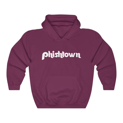 Phishtown Unisex Hooded Sweatshirt